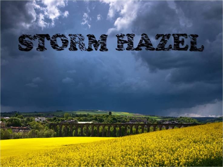 storm Hazel