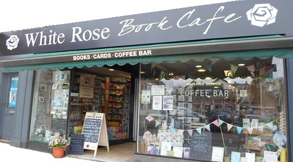 white rose book shop
