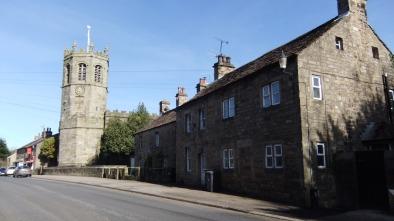 hornby church