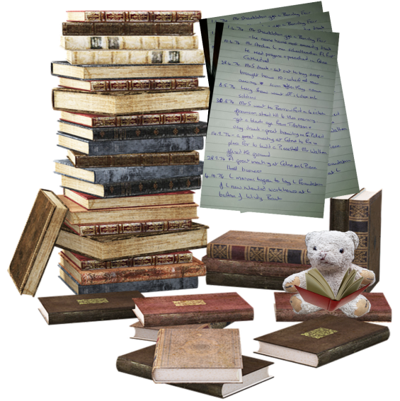 wilf and books
