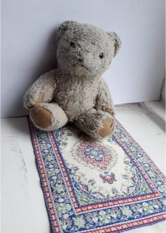 wilf on carpet 1